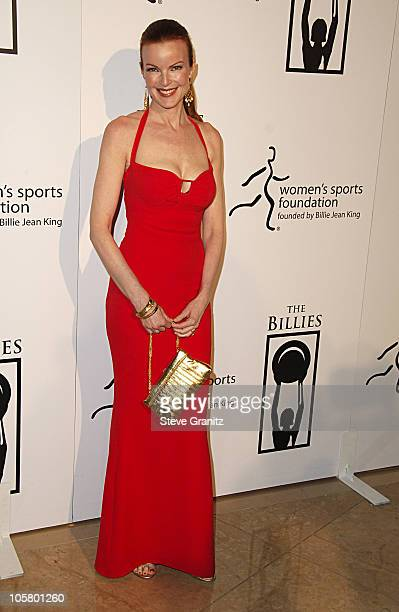 Marcia Cross during 1st Annual The Billies Awards Arrivals at Beverly Hilton Hotel in Westwood California United States