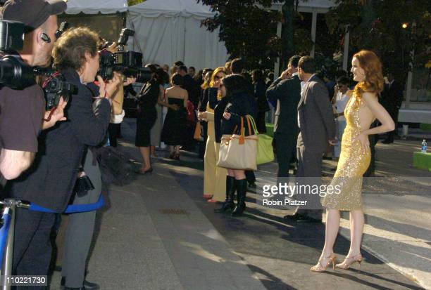 Marcia Cross during 2005/2006 ABC UpFront at Lincoln Center in New York City New York United States