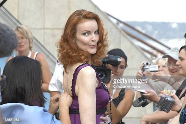 Marcia Cross during 45th Monte Carlo Television Festival Closing Award Ceremony at Grimaldi Forum in Monte Carlo Monaco