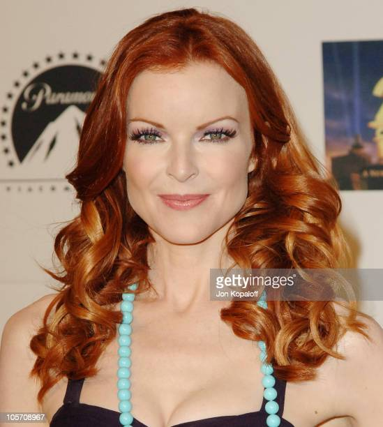 Marcia Cross during 5th Annual Project ALS Benefit Gala Honoring Ben Stiller Arrivals at The Westin Century Plaza Hotel in Century City California...