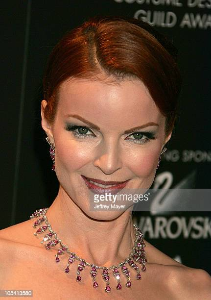 Marcia Cross during 7th Annual Costume Designers Guild Awards Gala at The Beverly Hilton Hotel in Beverly Hills California United States