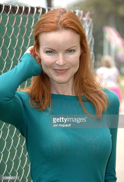 Marcia Cross during 'A Time for Heroes' Carnival Hosted By Disney Arrivals at Wadsworth Theater in Westwood California United States