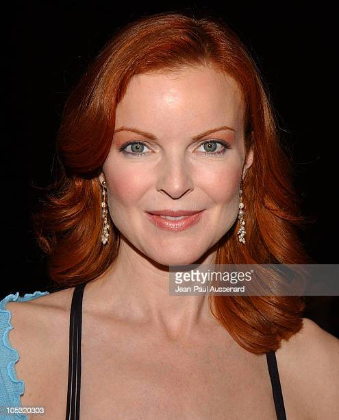 Marcia Cross during ABC 2004 Summer Press Tour Day 1 at Century Plaza Hotel in Century City California United States