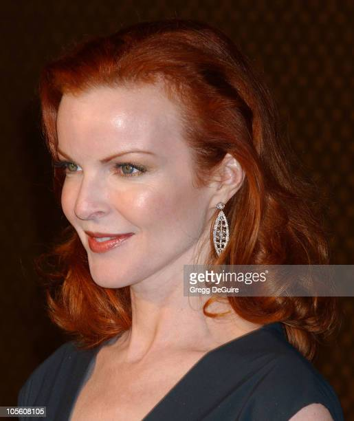 Marcia Cross during The Louis Vuitton United Cancer Front Gala at Universal Studios in Universal City California United States