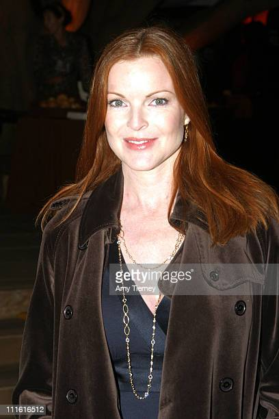 Marcia Cross during UCLA 7th Annual 'Art of the Brain' in Los Angeles California United States