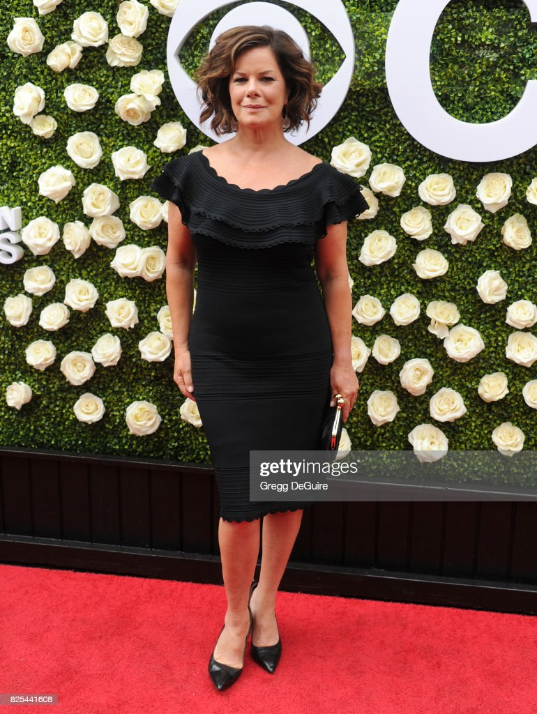 Marcia Gay Harden arrives at the 2017 Summer TCA Tour - CBS Television Studios' Summer Soiree at CBS Studios - Radford on August 1, 2017 in Studio City, California.