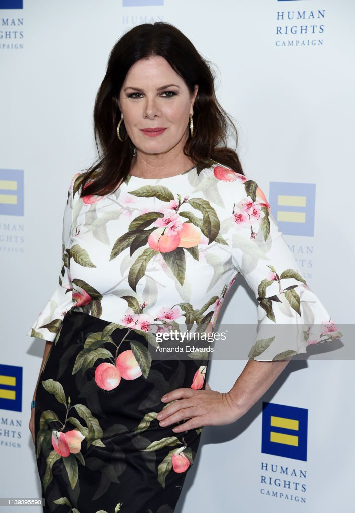 The Human Rights Campaign 2019 Los Angeles Dinner - Arrivals : News Photo