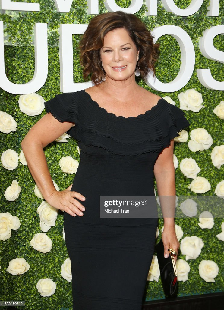 Marcia Gay Harden arrives to the 2017 Summer TCA Tour - CBS Television Studios' Summer Soiree held at CBS Studios - Radford on August 1, 2017 in Studio City, California.