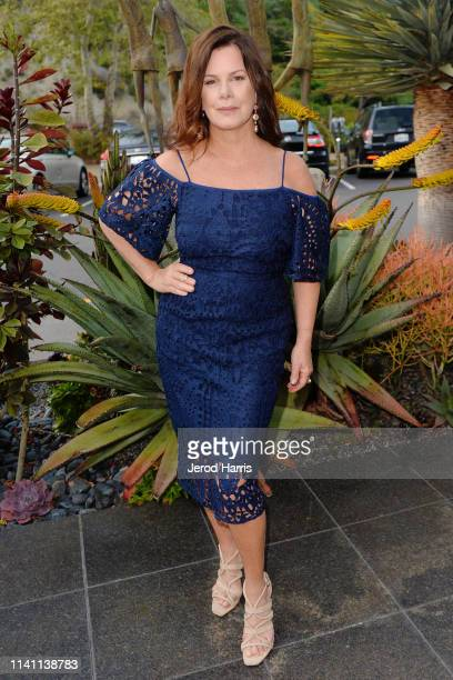 Marcia Gay Harden attends Laguna Beach Arts Alliance's 13th Annual Art Star Awards at SevenDegrees on April 07 2019 in Laguna Beach California