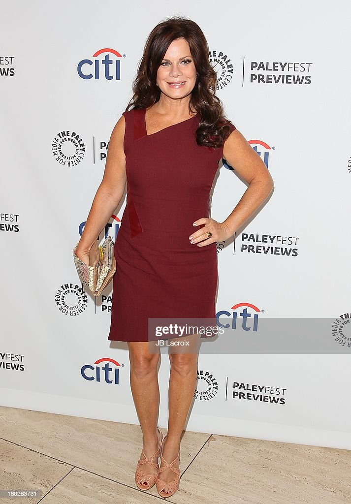 Marcia Gay Harden attends the 2013 PaleyFestPreviews: Fall TV - ABC held at The Paley Center for Media on September 10, 2013 in Beverly Hills, California.