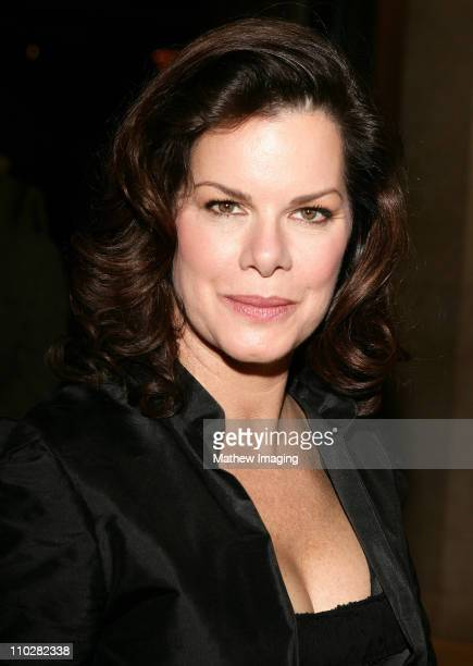 Marcia Gay Harden during 43rd Annual ICG Publicists Awards Arrivals at Beverly Hilton Hotel in Beverly Hills CA United States