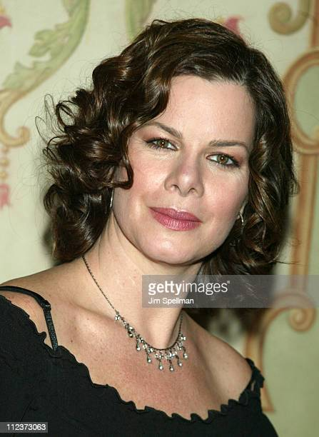 Marcia Gay Harden during 55th Annual Writers Guild of America East Awards - Arrivals at The Pierre Hotel in New York City, New York, United States.