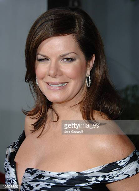 """Marcia Gay Harden during """"American Dreamz"""" Los Angeles Premiere - Arrivals at ArcLight Hollywood in Hollywood, California, United States."""