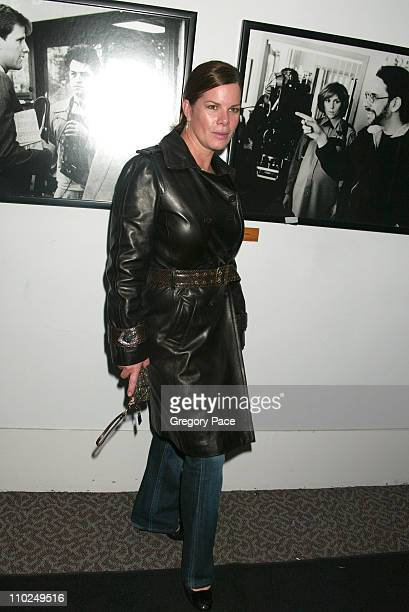 Marcia Gay Harden during 'An Unfinished Life' New York City Premiere at Directors Guild of America Theater in New York City New York United States