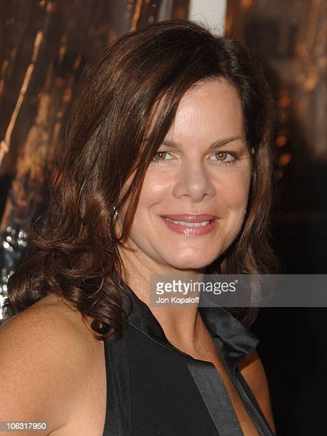 """Marcia Gay Harden during """"Ask The Dust"""" Los Angeles Premiere- Arrivals at Egyptian Theater in Hollywood, California, United States."""