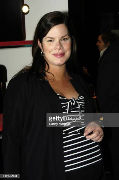 Marcia Gay Harden during Candace Bushnell Begins Montblanc's Great American Love Story with the World's Most Expensive Pen at Montblanc Global...