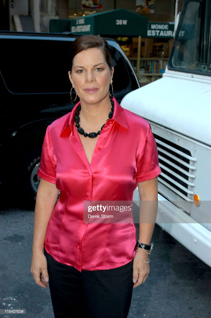 "Marcia Gay Harden, Brandon Craggs and Sammi Kraft Visit the ""Today"" Show - July"