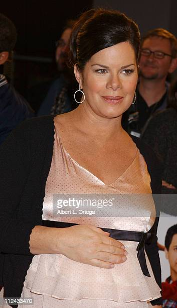Marcia Gay Harden during Premiere Welcome To Mooseport Arrivals at Mann's Village Theater in Westwood California United States