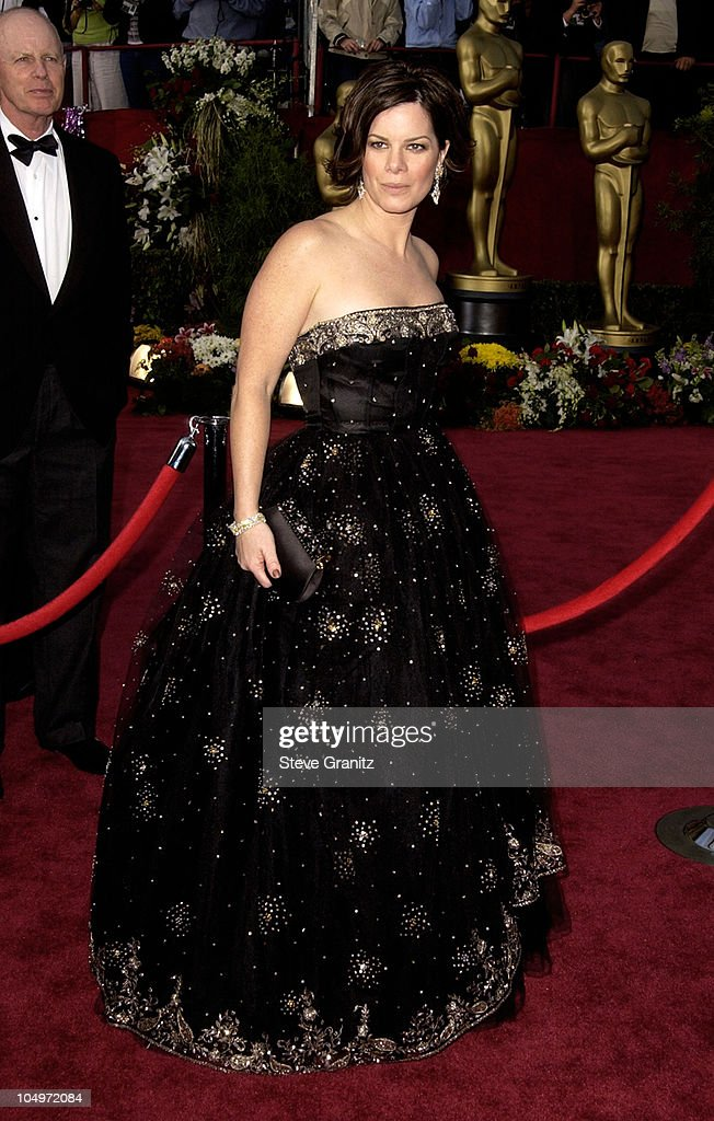 Marcia Gay Harden during The 74th Annual Academy Awards - Arrivals at Kodak Theater in Hollywood, California, United States.