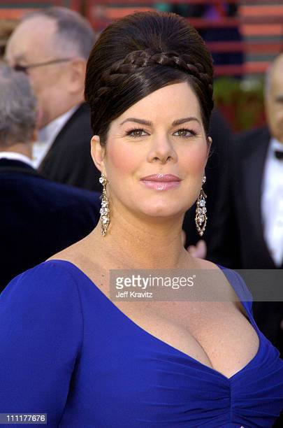 Marcia Gay Harden during The 76th Annual Academy Awards Arrivals by Jeff Kravitz at Kodak Theatre in Hollywood California United States
