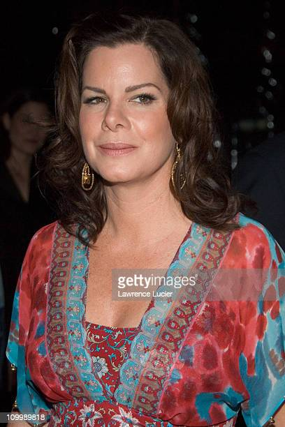 Marcia Gay Harden during United 93 New York Premiere Arrivals at Ziegfeld Theater in New York City New York United States