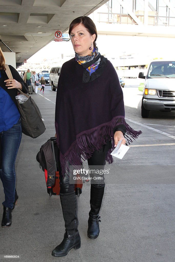 Celebrity Sightings In Los Angeles - April 15, 2015 : Photo d'actualité