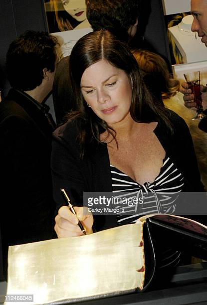 Marcia Gay Harden writes in Montblanc's Great American Love Story The book when finished will hold the record for including the most authors of any...