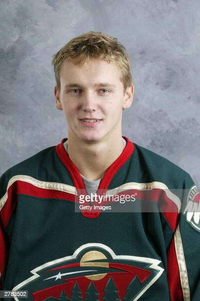 Marcin Kolusz of the Minnesota Wild poses for a portrait on September...  News Photo - Getty Images