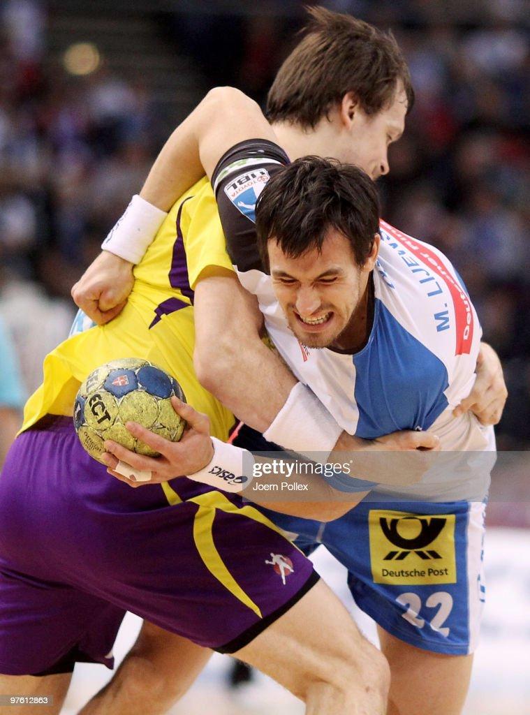 HSV Handball v Fuechse Berlin - Toyota HBL