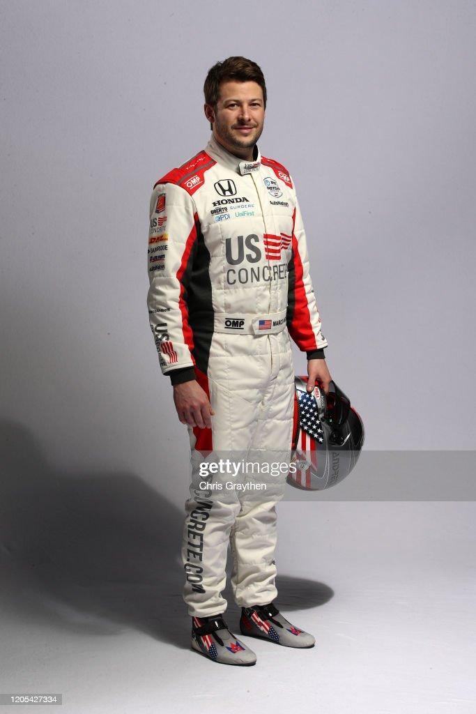 2020 IndyCar Media Day : Nieuwsfoto's