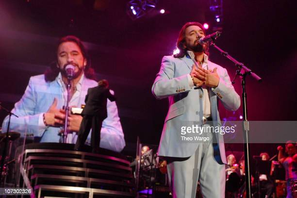 Marco Antonio Solis during 2006 Juntos en Concierto Featuring Marc Anthony at Madison Square Garden - August 9, 2006 at MSG in New York City, New...