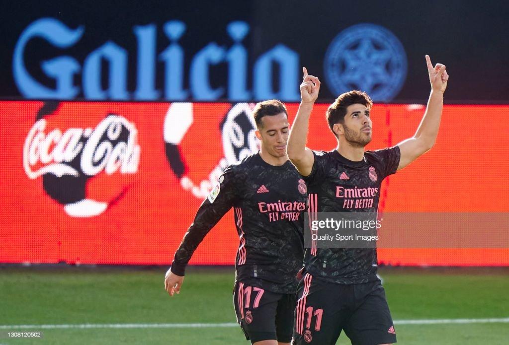 RC Celta v Real Madrid - La Liga Santander : News Photo