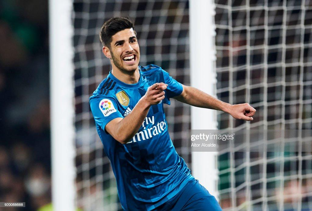 Real Betis v Real Madrid - La Liga : Foto di attualità