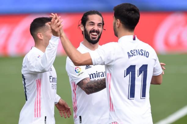 ESP: Real Madrid v SD Eibar - La Liga Santander
