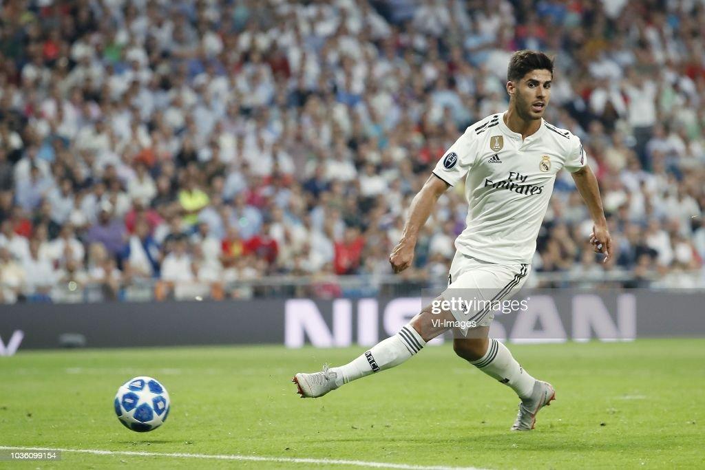 UEFA Champions League'Real Madrid v AS Roma' : News Photo
