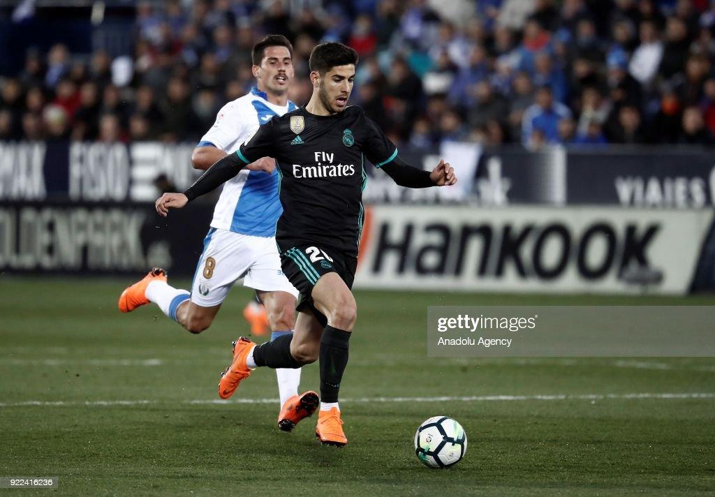 Leganes v Real Madrid - La Liga : ニュース写真