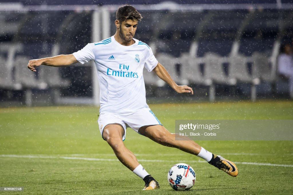 MLS All-Star match MLS All-Stars v Real Madrid : News Photo