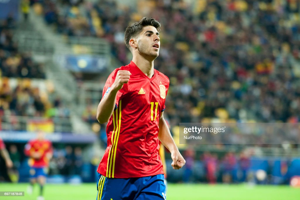 Spain v Macedonia - 2017 UEFA European Under-21 Championship : News Photo