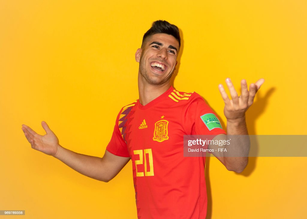 Spain Portraits - 2018 FIFA World Cup Russia : News Photo
