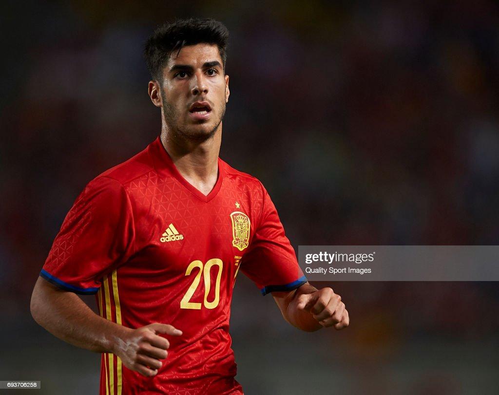Spain v Colombia - International Friendly : Foto di attualità