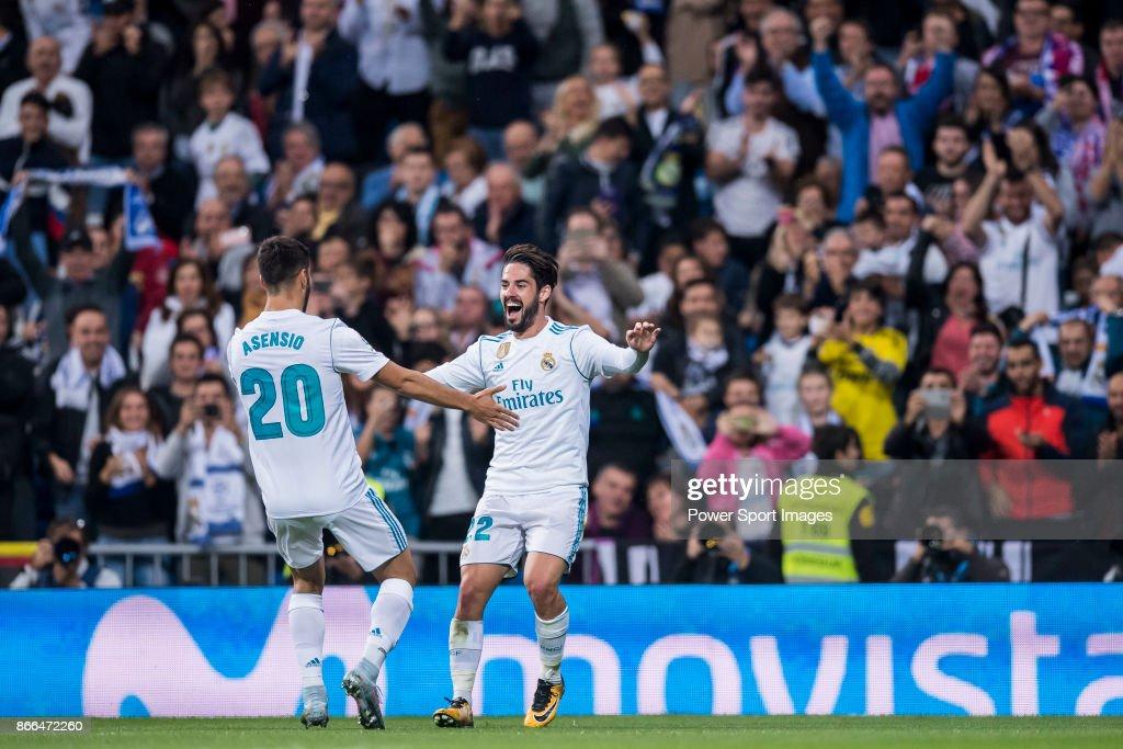 La Liga 2017-18 - Real Madrid vs SD Eibar : News Photo