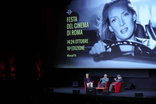 "ITA: ""Marco Bellocchio"" Close Encounter - 16th Rome Film Fest 2021"