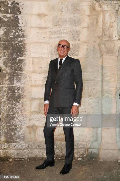 Marco Bizzarri attends the Gucci Cruise 2019 show at Alyscamps on May 30 2018 in Arles France