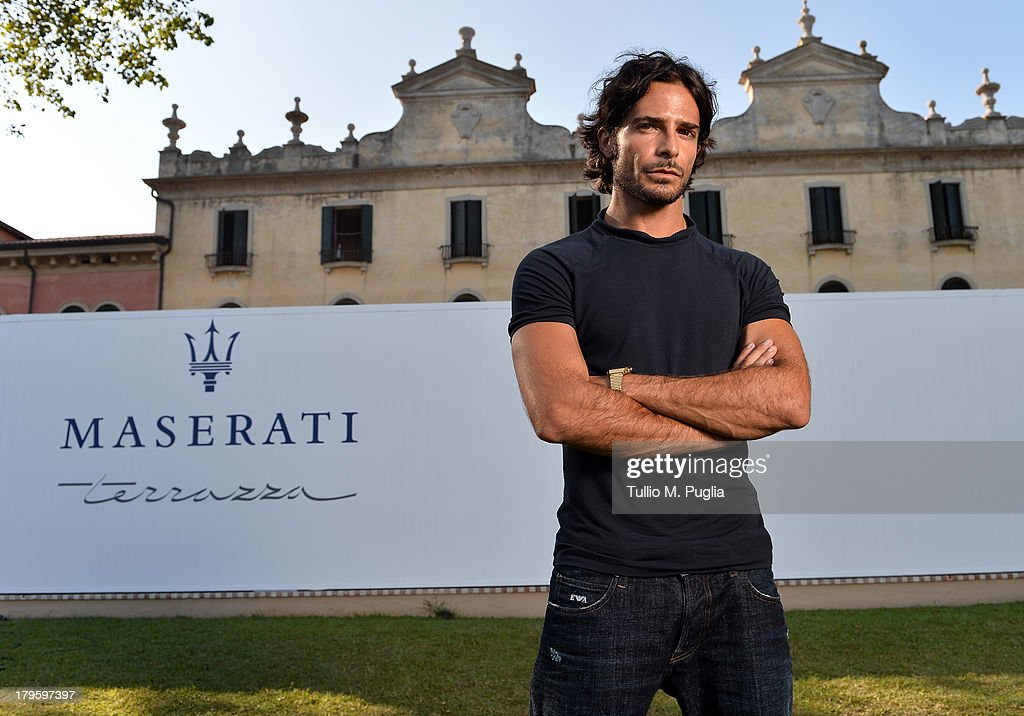 Marco Bocci attends the 70th Venice International Film Festival at Terrazza Maserati on September 5, 2013 in Venice, Italy.