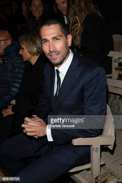 Marco Boriello attends Intimissimi On ice 2017 on October 6 2017 in Verona Italy