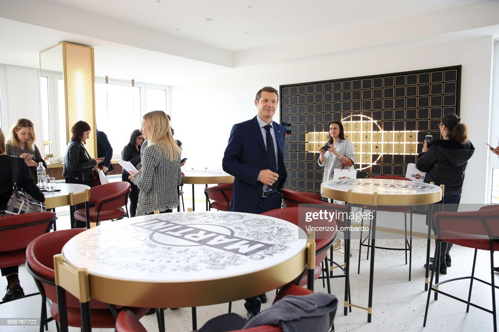 Terrazza Martini Milano Grand Opening - Press Conference Photos and ...