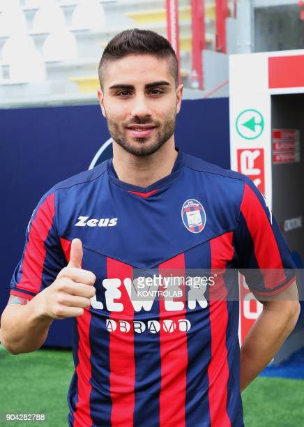 Marco Capuano defender just bought by Fc Crotone