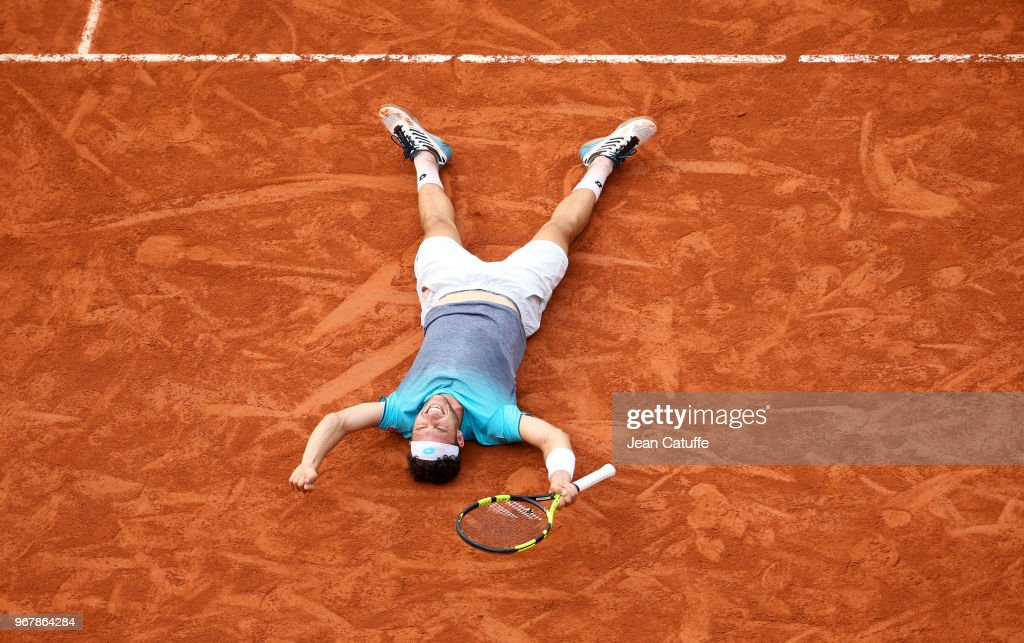 2018 French Open - Day Ten