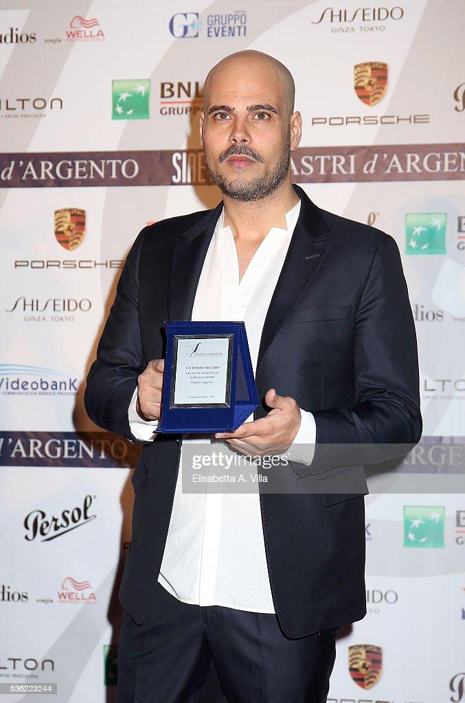 Nastri D'Argento 2016 Award Nominations