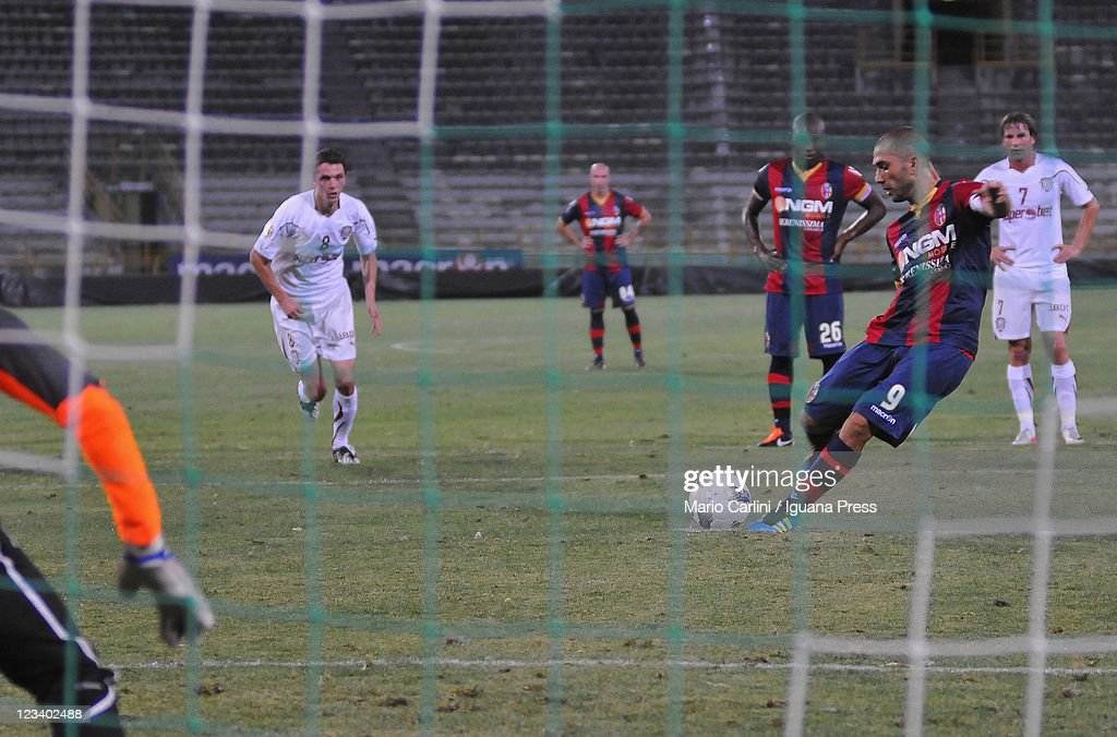 Bologna FC v FC Rapid Bucarest Pre Season Friendly